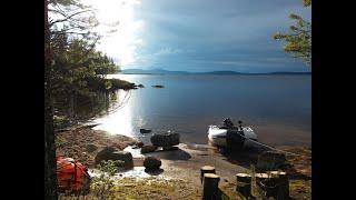 Рыбалка и отдых на Соколозере и Белом море