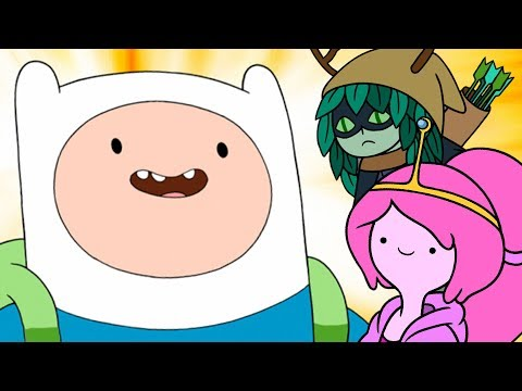 The Importance of Finn Staying SINGLE! (The Romantic History of Adventure Time's Finn Mertens)