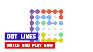 Dot Lines · Game · Gameplay