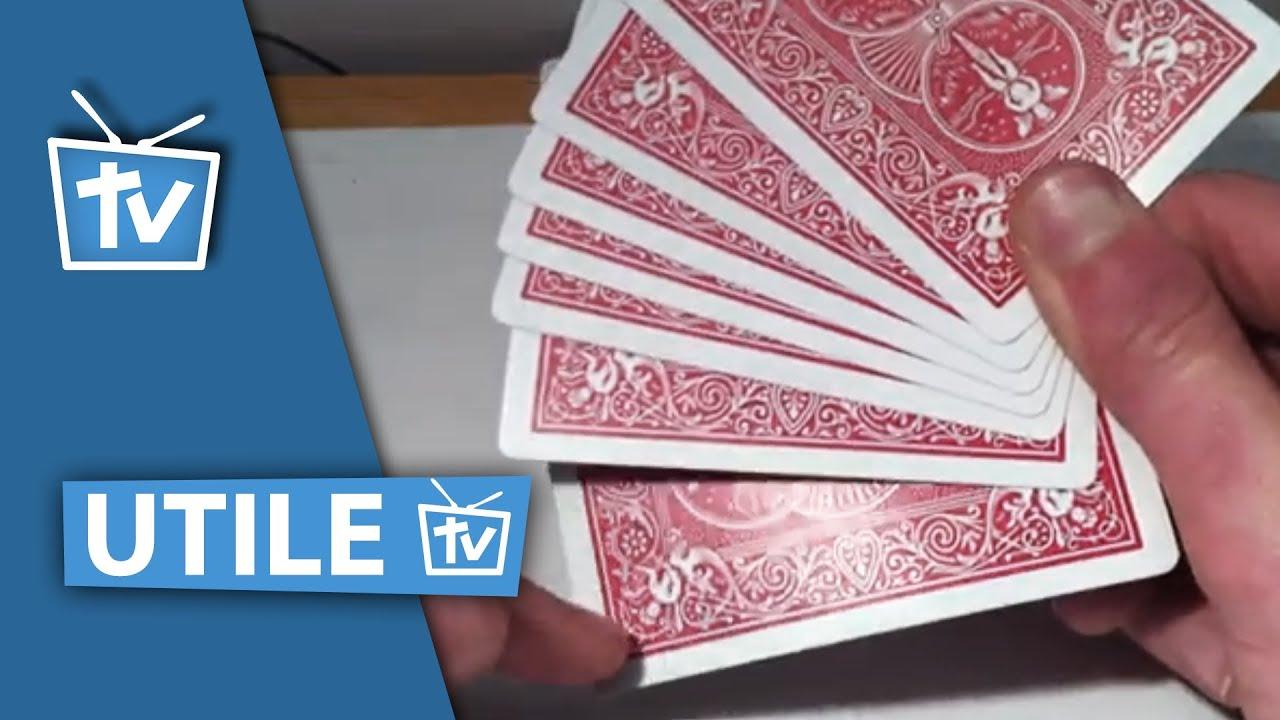 tour de magie carte moyen