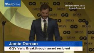 Jamie Dornan - GQ Award Winner