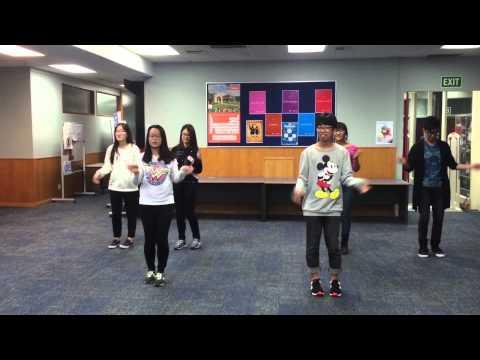 ACG Senior College 小苹果舞蹈