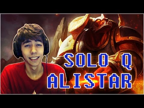 Alistar Build Guide : Support, Top, Mid - The Encyclopedia ...