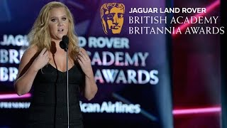 "Video Amy Schumer: ""You Guys Are Disgusting"" - 2015 British Academy Britannia Awards download MP3, 3GP, MP4, WEBM, AVI, FLV Juli 2018"