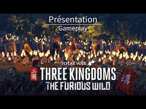 Les Nanmans sont prêts au combat (et ils cassent des mâchoires) | Three Kingdoms : The Furious Wild |