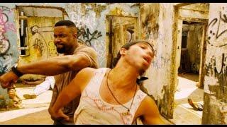 Michael Jai White (FALCON) Brutal fight HD