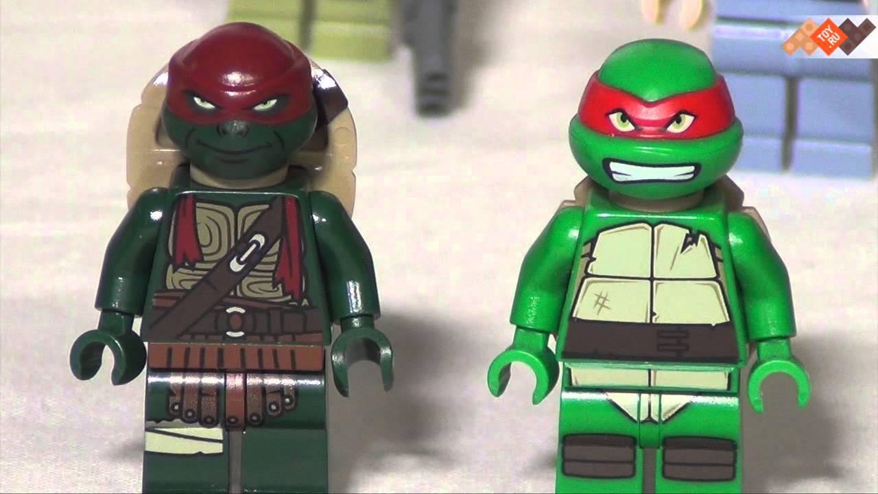 Так, в 2013 году появилась новая серия конструкторов lego teenage mutant ninja turtles (черепашки-мутанты ниндзя). И она сразу стала хитом среди.