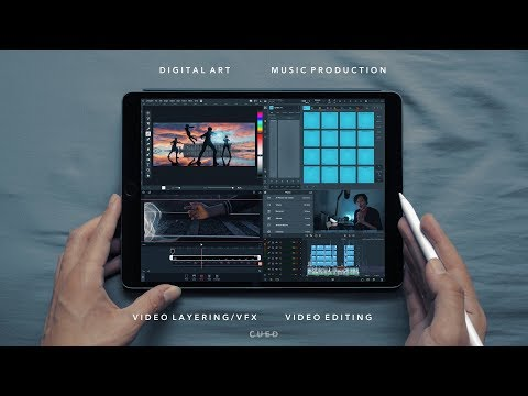 What's (Actually) Possible With These Creative iPad Pro Apps