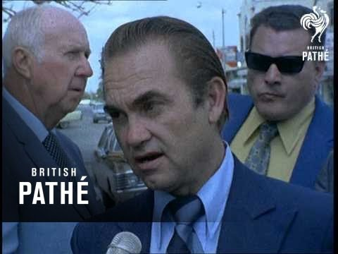George Wallace Campaigning (1968)