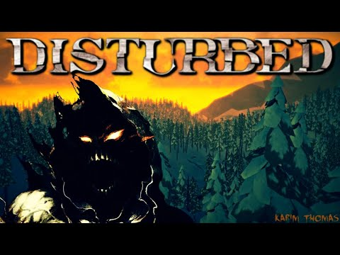 Disturbed  Asylum Album Instrumental