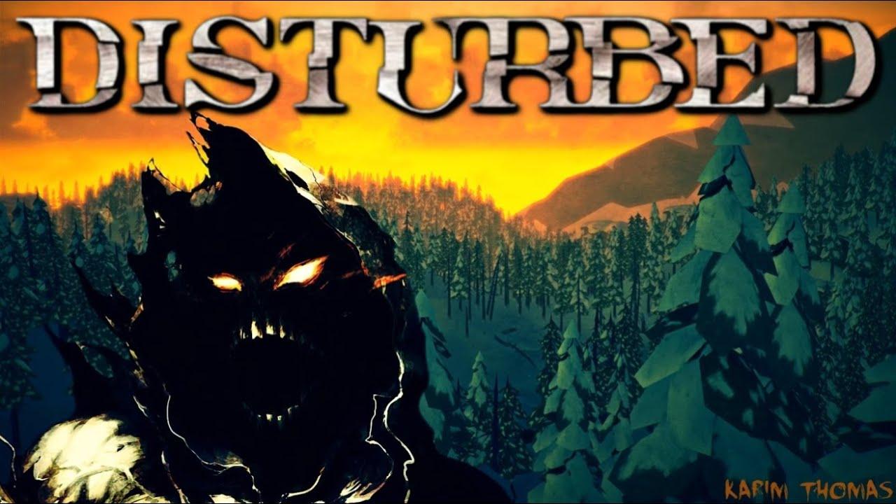 disturbed asylum album instrumental cover youtube. Black Bedroom Furniture Sets. Home Design Ideas