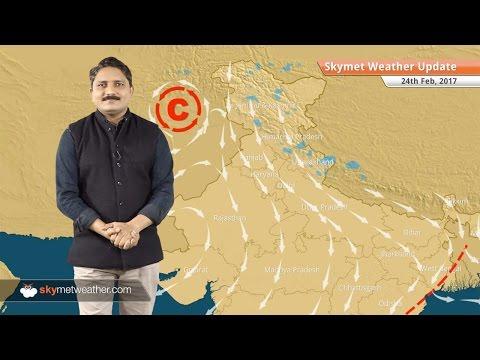 Weather Forecast for Feb 24: Warm weather Bangalore, Chennai, Delhi, Mumbai