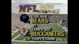 1987 Week 7 - Bear vs. Buccaneers