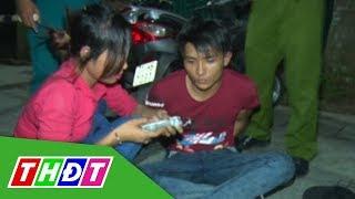 Bắt nóng đôi nam nữ chuyên trộm xe mô tô | THDT
