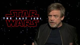 All 50+ times Mark Hamill tried to subtly warn us about last jedi/force awakens and Disney