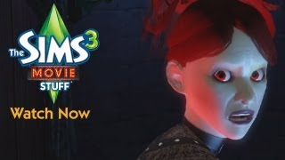 The Sims 3 Movie Stuff | Horror