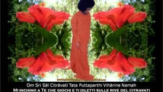 108   BHAGAVAN SATHYA SAI BABA DIVINE NAMES (con traduzione italiana)
