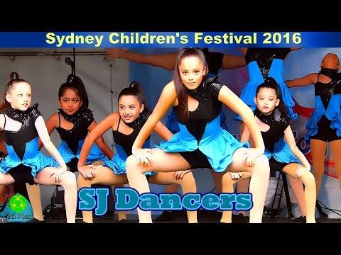 Sydney Children's Festival 2016 -  SJ Dancers team