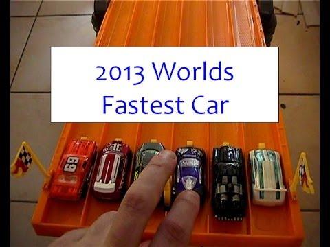 2013 worlds fastest car hot wheels youtube. Black Bedroom Furniture Sets. Home Design Ideas