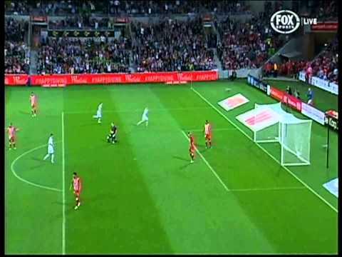 Mitch Nichols Goal Melbourne Victory VS Melbourne Heart