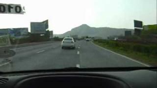 Mahindra Scorpio mHawk Pune-Mumbai Expressway Run