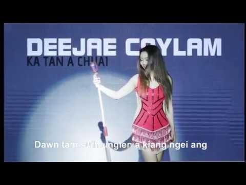 Dj lalvenhimi ka tan a chuai lyric video for Beige ka che