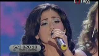 10 Raquela - I Could do it all Again - Malta Eurovision Semifinal 2011