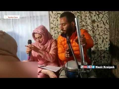 New Koshur Song | Shame Soundar bare karnus te Lolo | Zahida Taranum | Kashmiri Marriage Song