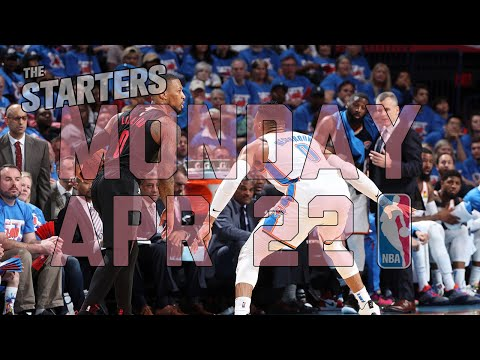 NBA Daily Show: Apr. 22 – The Starters