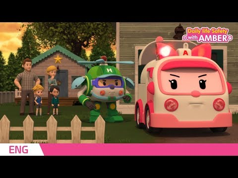 🚨-daily-life-safety-with-amber-|-ep-01~26-|-robocar-poli-|-kids-animation