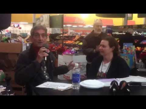 Dick Biondi 2014 Annual Christmas Toy Drive - Richards Bicycles