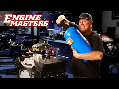 How To Not Destroy Your Engine with Nitrous! | Engine Masters | MotorTrend