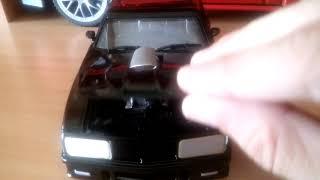 Last Of V8 Mad Max Interceptor 1/24 DDA