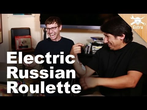 Electric Russian Roulette - DIY Extra