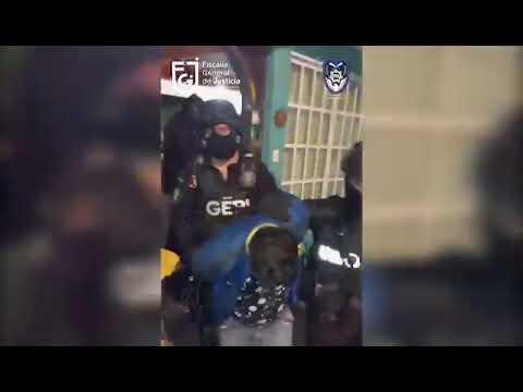 FGJCDMX catea inmuebles en cuatro alcaldías y detiene a 4 personas