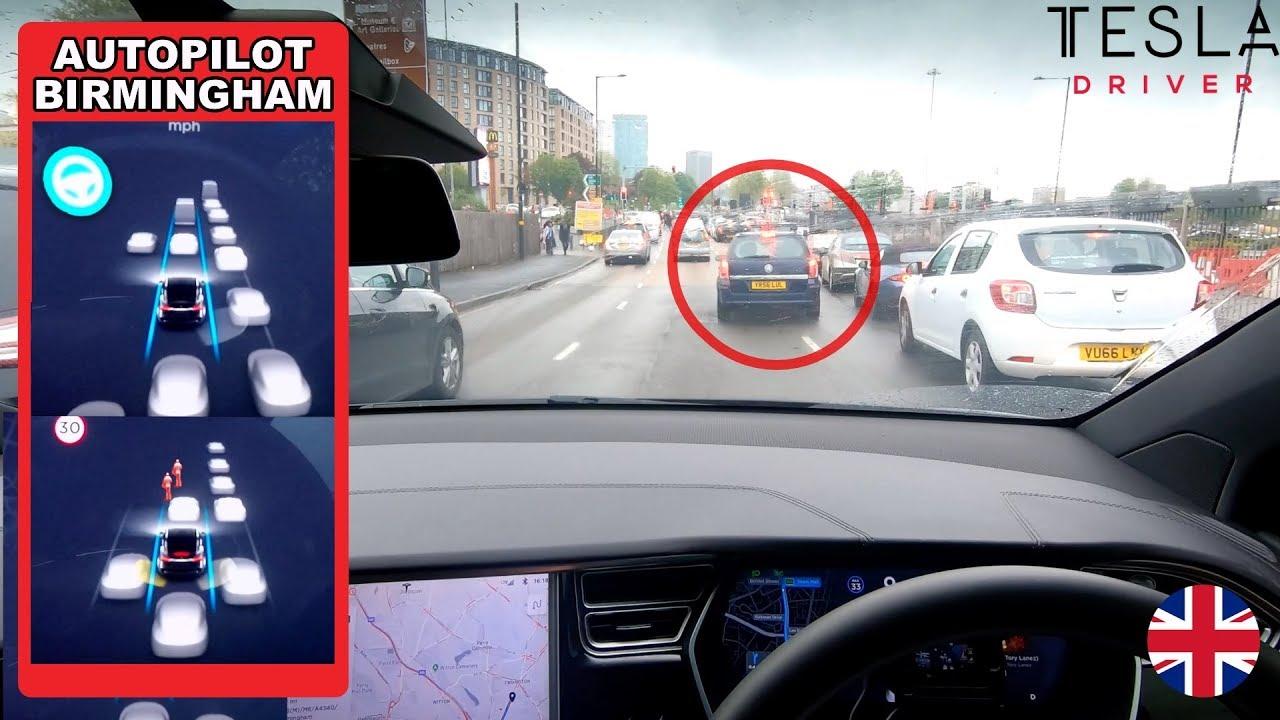 Can AutoPilot Navigate 100+ Cars At Rush Hour? - Tesla ...