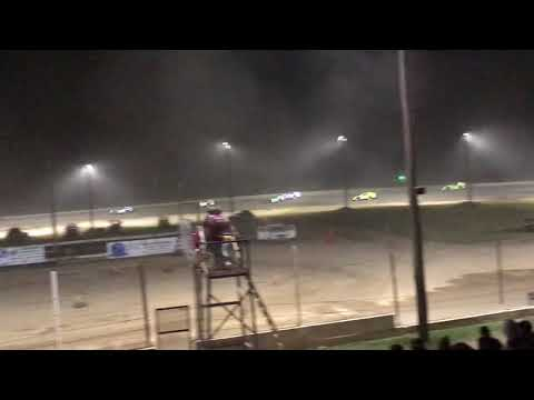 Crystal Motor Speedway Modified Feature 7/3/2018