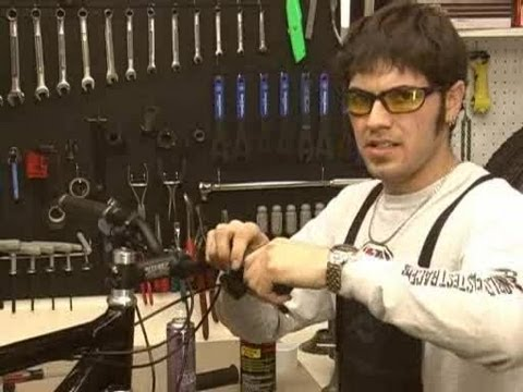 Bike Garage   The Ultimate Bike Repair Movie Bicycle Mainten