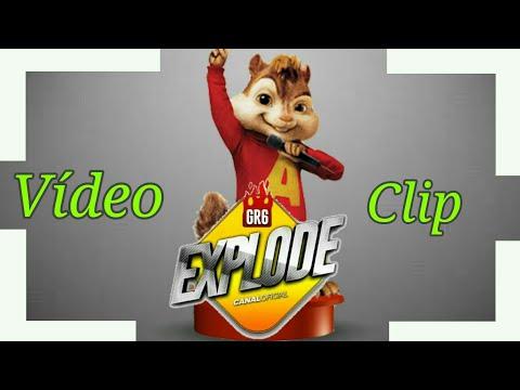 MC G15 - A Putaria Começou ( Vídeo Clip Animação ) -Alvin E Os Esquilos