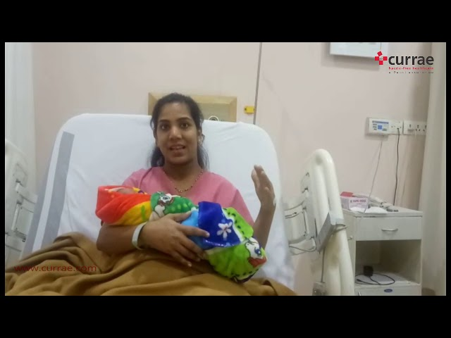 Pt. Yogita Mahajan - Caesarean Delivery done by Dr Sangeeta Shetty | Gynecologist & Obstetrician