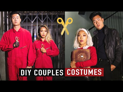 DIY Couples Halloween Costume Ideas 2019!