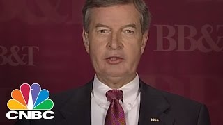 BB&T CEO Kelly S. King | Mad Money | CNBC