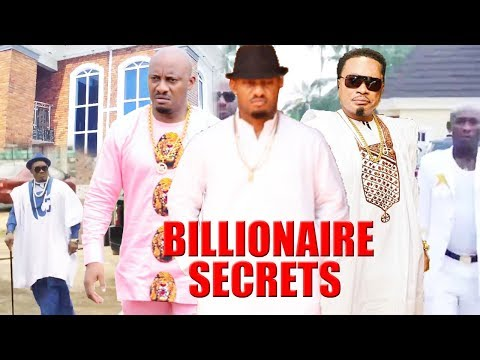 BILLIONAIRE SECRETS Season 1 - [NEW MOVIE] YUL EDOCHIE/JERRY AMILO latest Nigerian Nollywood Movies