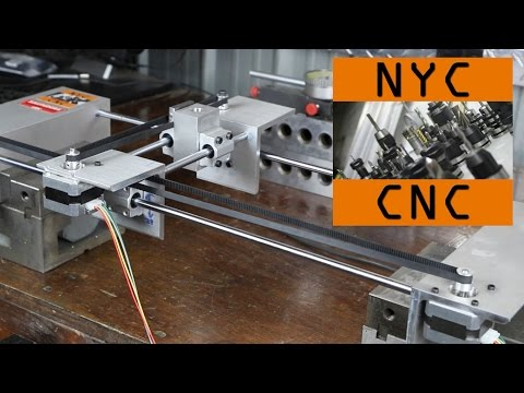 DIY Cheap Arduino CNC Machine - Machine is Complete AND Accu