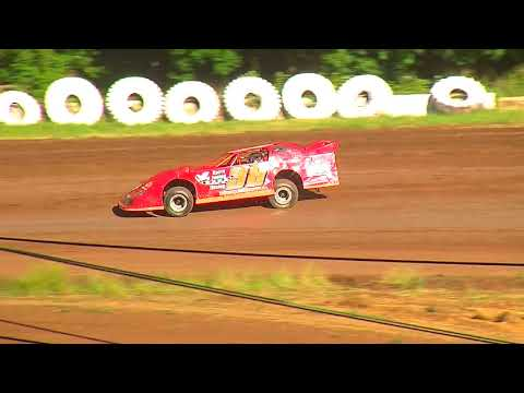 6 23 18 Cottage Grove Speedway Late Models Qualifying