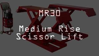 Redmount Medium Rise Scissor Lift