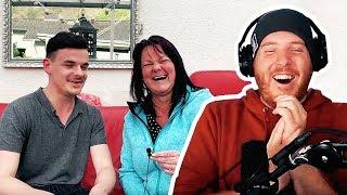 Unge REAGIERT auf Tourette mit Mutter - Gewitter im Kopf! | #ungeklickt