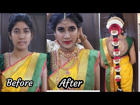 Beautiful Engagement HD MakeUp by Naturals Lounge| Makeup & Hairstyle