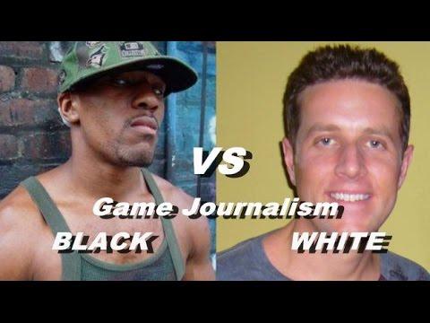 Black vs White vs Truth: Game Journalism