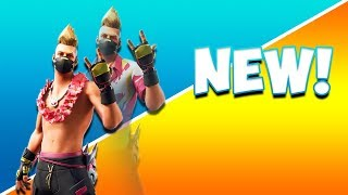 NEW SUMMER DRIFT SKIN LEAKED GAMEPLAY AND FOOTAGE (Fortnite Battle Royale)